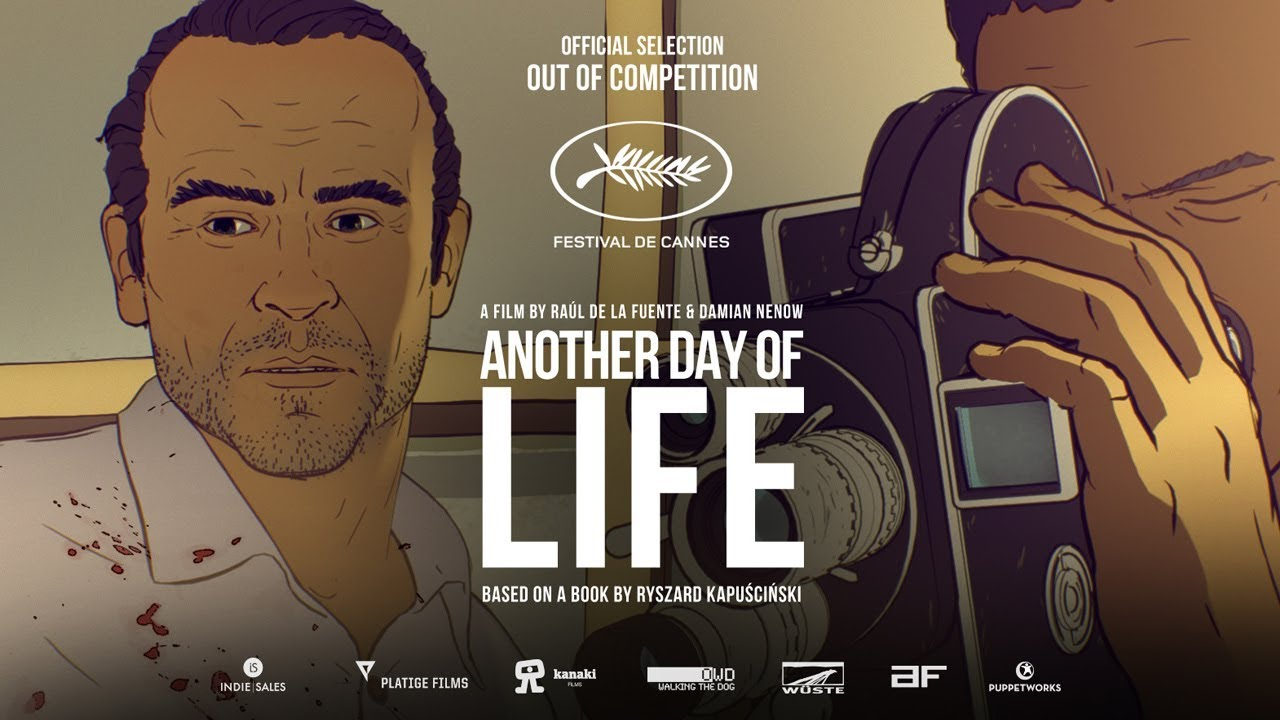 Un día más con vida (Another Day of Life) – Tráiler