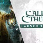 Call Of Cthulhu (PC, PS4, XB1 – 2017) – Tráiler