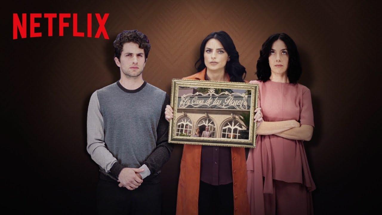 La casa de las flores (Serie de TV) – Tráiler