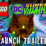 LEGO DC Super-Villains – Tráiler