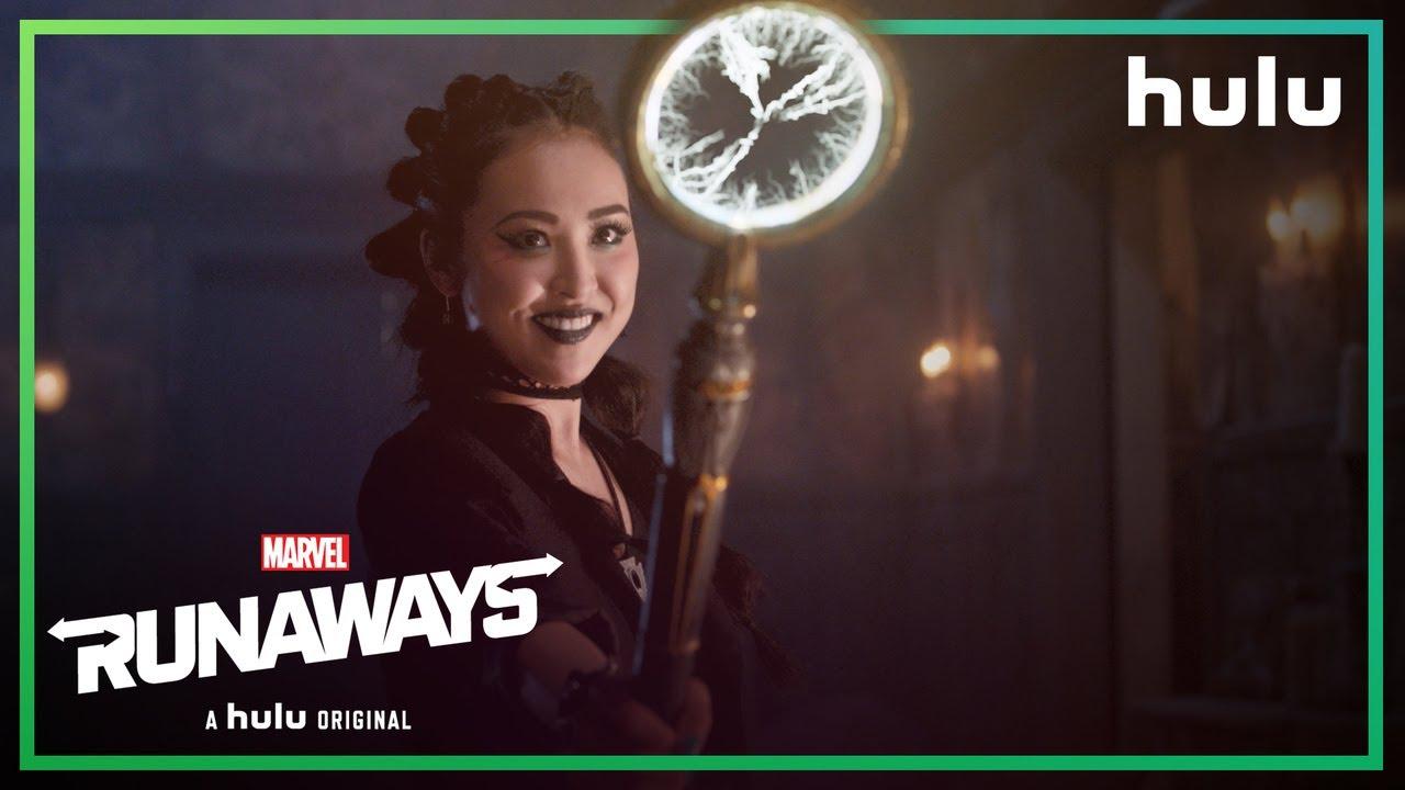 Runaways (Serie de TV) – Soundtrack, Tráiler