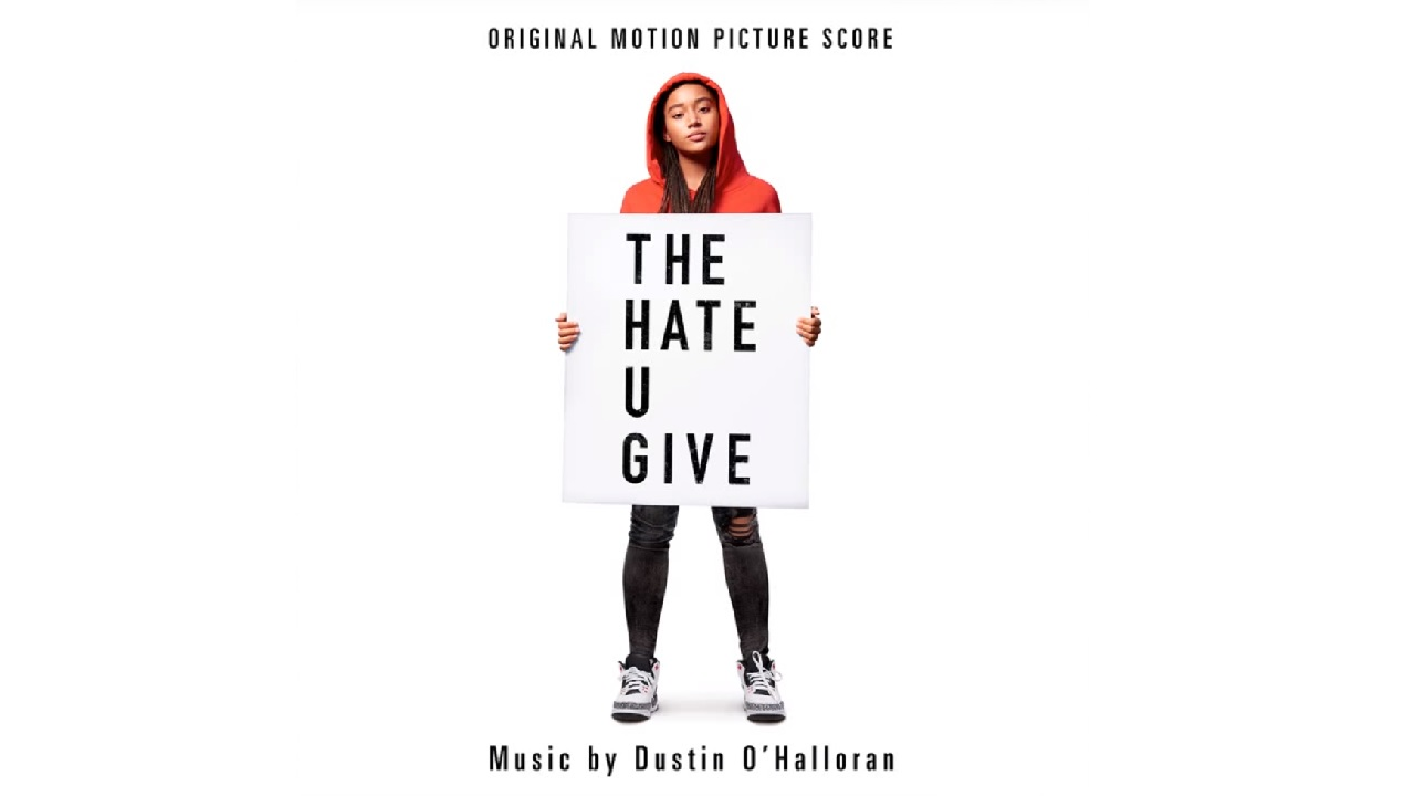 El odio que das (The Hate U Give) – Soundtrack, Tráiler