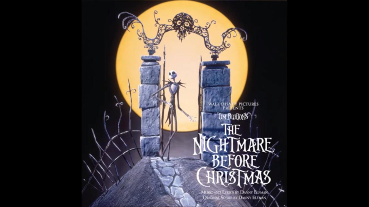 El extraño mundo de Jack (The Nightmare Before Christmas ...
