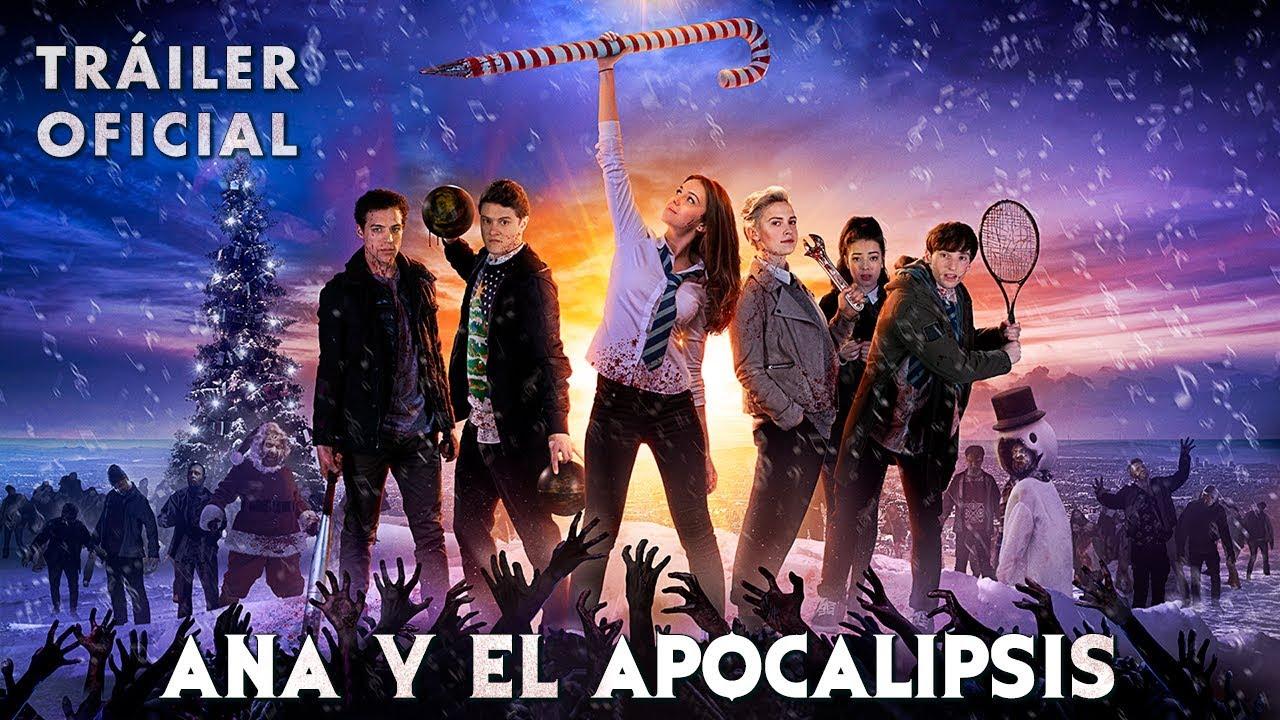 Ana y el Apocalipsis (Anna and the Apocalypse) – Soundtrack, Tráiler