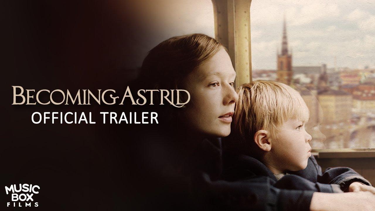 Becoming Astrid (Unga Astrid Lindgren) – Soundtrack, Tráiler