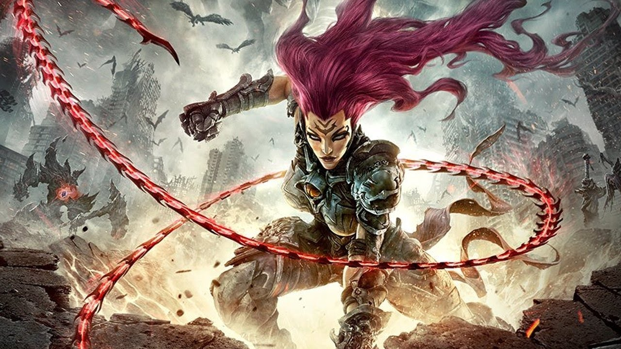 Darksiders III (PC, PS4, XB1) – Tráiler