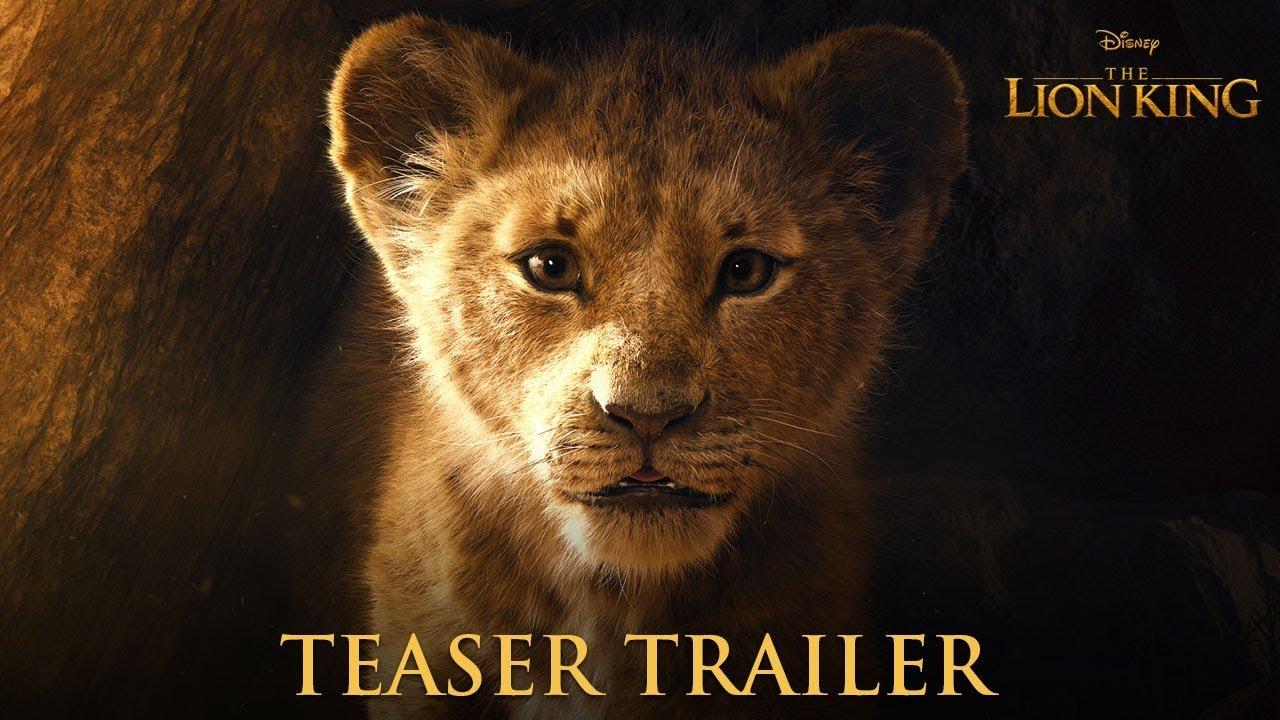 El Rey León (The Lion King), Filme del 2019 – Tráiler