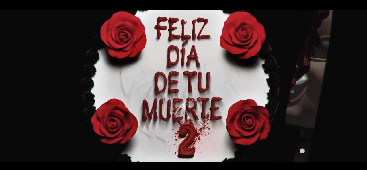 Feliz día de tu muerte 2 (Happy Death Day 2U) – Soundtrack, Tráiler