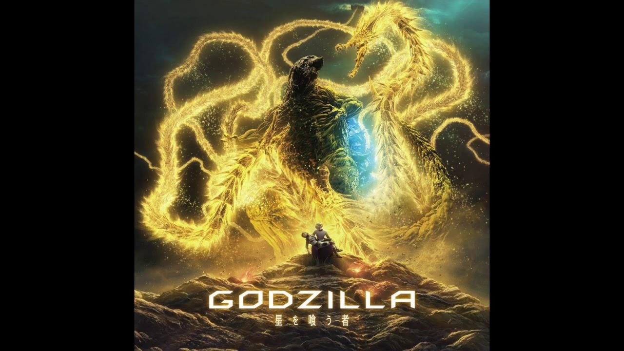 Godzilla: The Planet Eater (Godzilla: Hoshi wo Kū Mono) – Soundtrack, Tráiler
