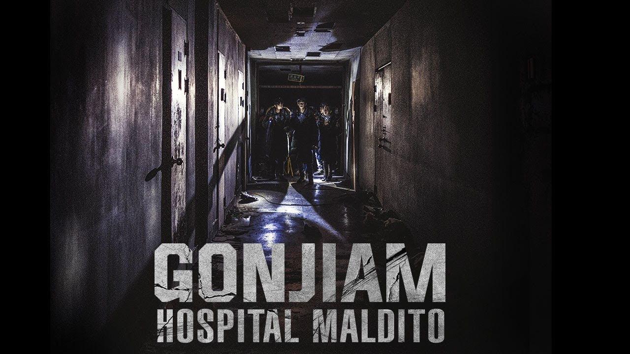 Gonjiam: Hospital Maldito (Gonjiam: Haunted Asylum) – Tráiler