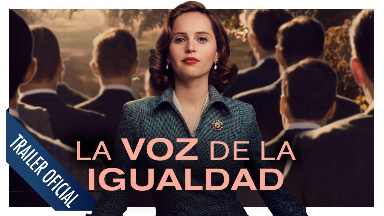 La Voz De La Igualdad (On The Basis Of Sex) – Soundtrack, Tráiler