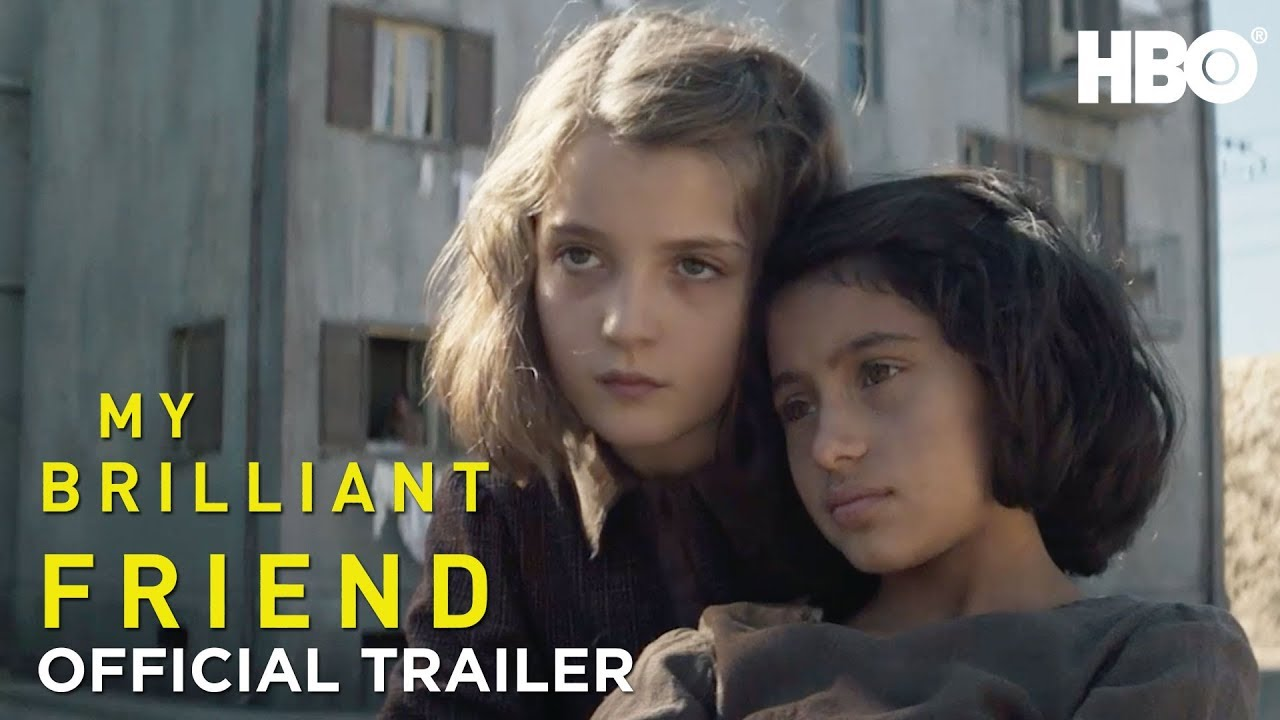 My Brilliant Friend (Serie de TV) – Soundtrack, Tráiler