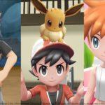 Pokémon: Let's Go, Pikachu! & Let's Go, Eevee! (Switch) – Tráiler