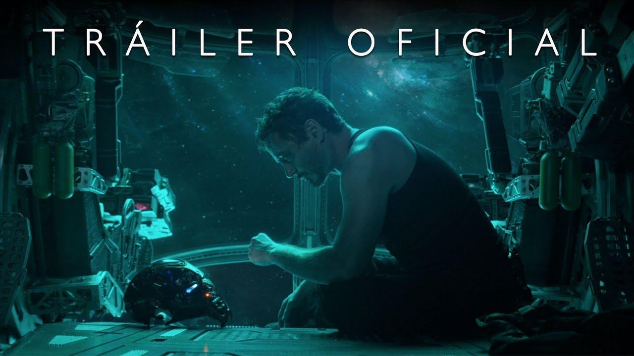 Avengers: Endgame – Tráiler