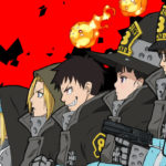 Fire Force (En En no Shōbōtai), Anime – Tráiler