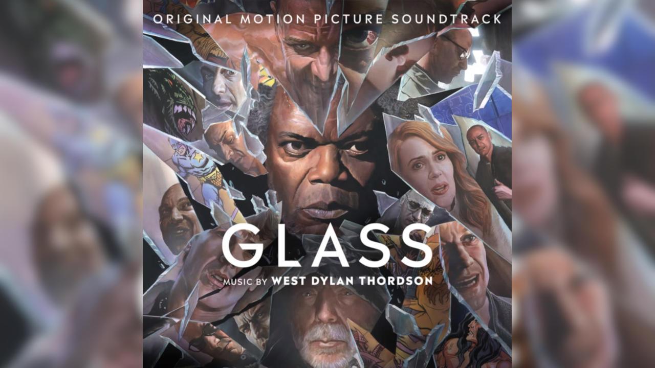 Glass – Soundtrack, Tráiler