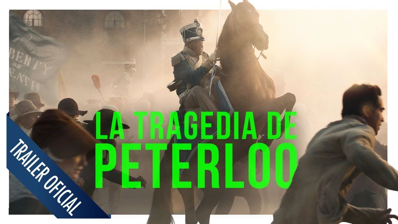 La tragedia de Peterloo (Peterloo) – Soundtrack, Tráiler