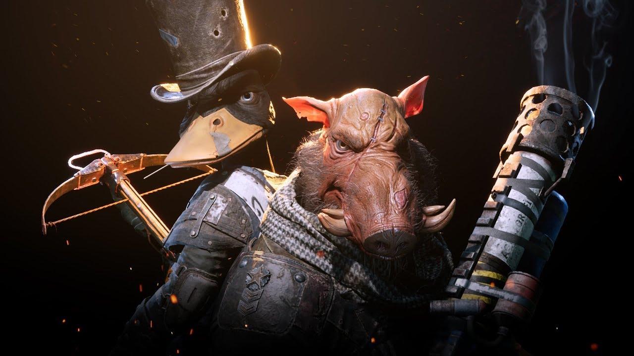 Mutant Year Zero: Road to Eden (PC, PS4, XB1) – Tráiler
