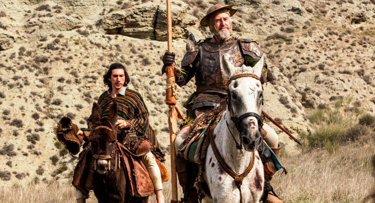 El hombre que mató a Don Quijote (The Man Who Killed Don Quixote) – Soundtrack, Tráiler