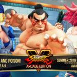 Street Fighter V (PC, PS4) – Soundtrack, Tráiler