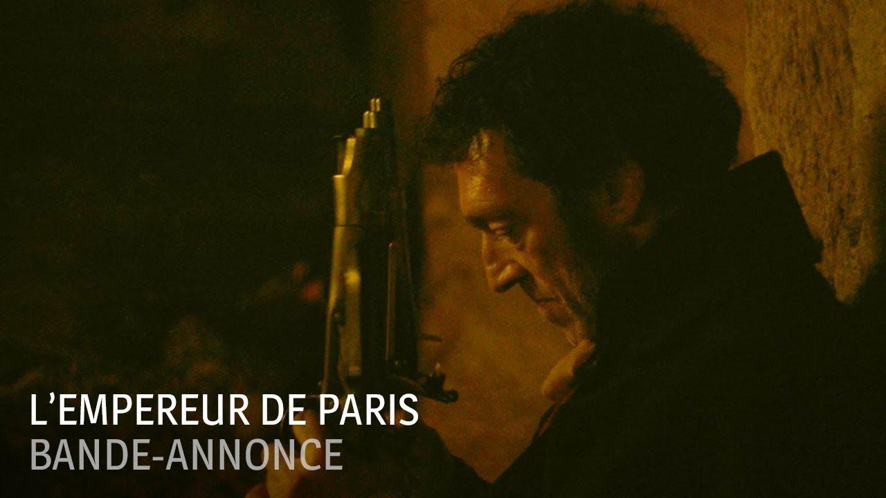 The Emperor of Paris (L'Empereur de Paris) – Soundtrack, Tráiler