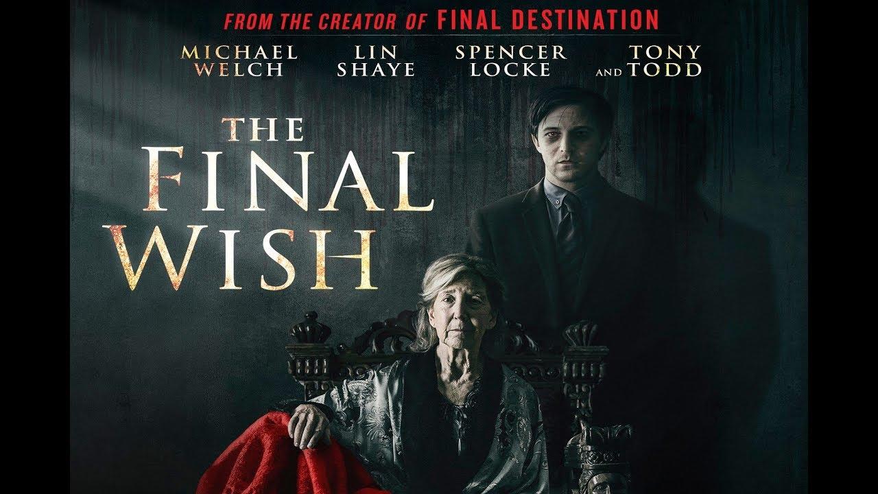 La casa de los demonios (The Final Wish) – Tráiler