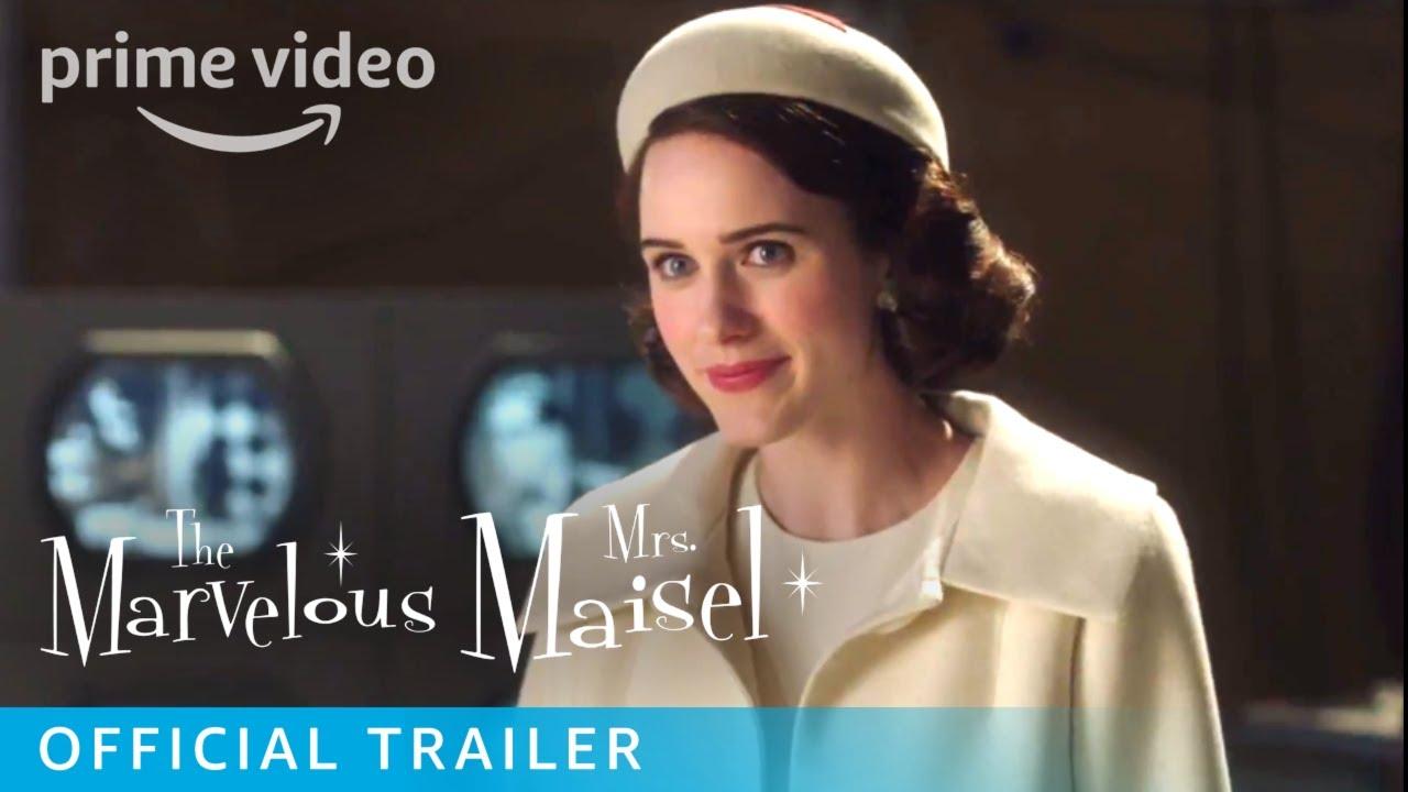 The Marvelous Mrs. Maisel (Serie de TV) – Soundtrack, Tráiler