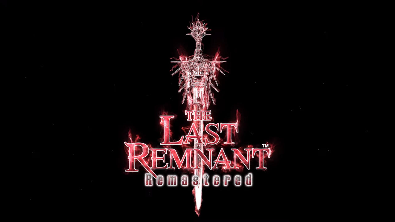 The Last Remnant Remastered (PS4, Switch) – Tráiler