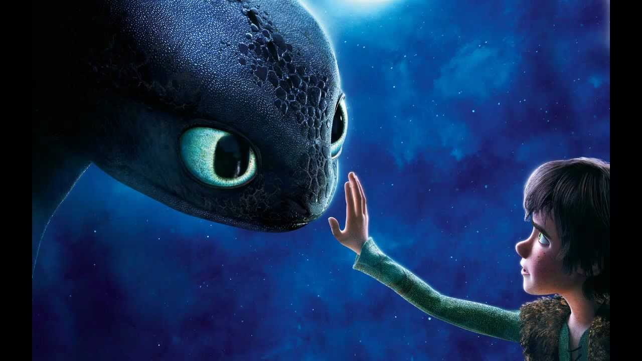 Cómo entrenar a tu Dragón (How to Train Your Dragon), Filmes del 2010 y 2014 – Soundtrack, Tráiler