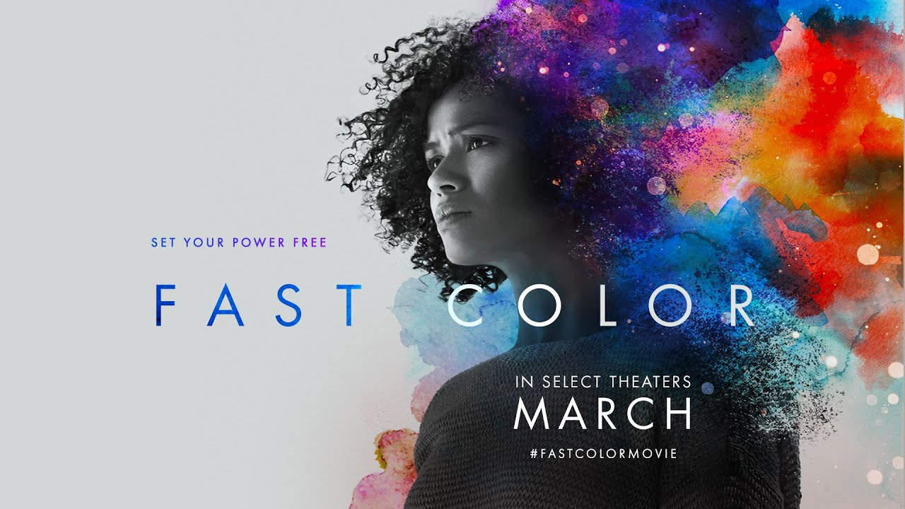 Fast Color – Soundtrack, Tráiler