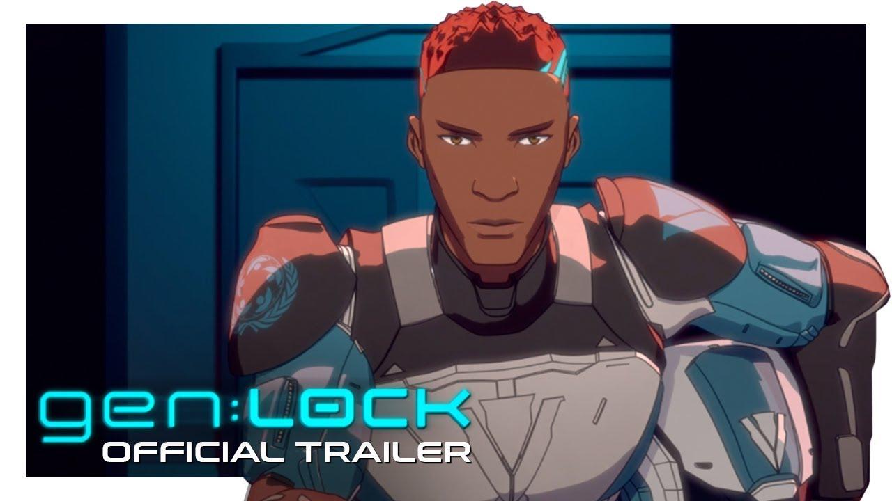 gen:LOCK (Serie de TV) – Soundtrack, Tráiler