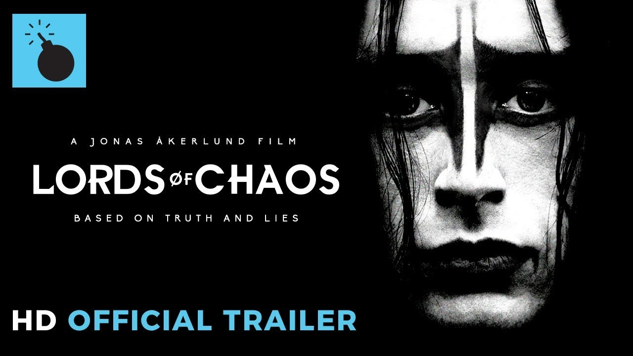 Lords of Chaos – Soundtrack, Tráiler