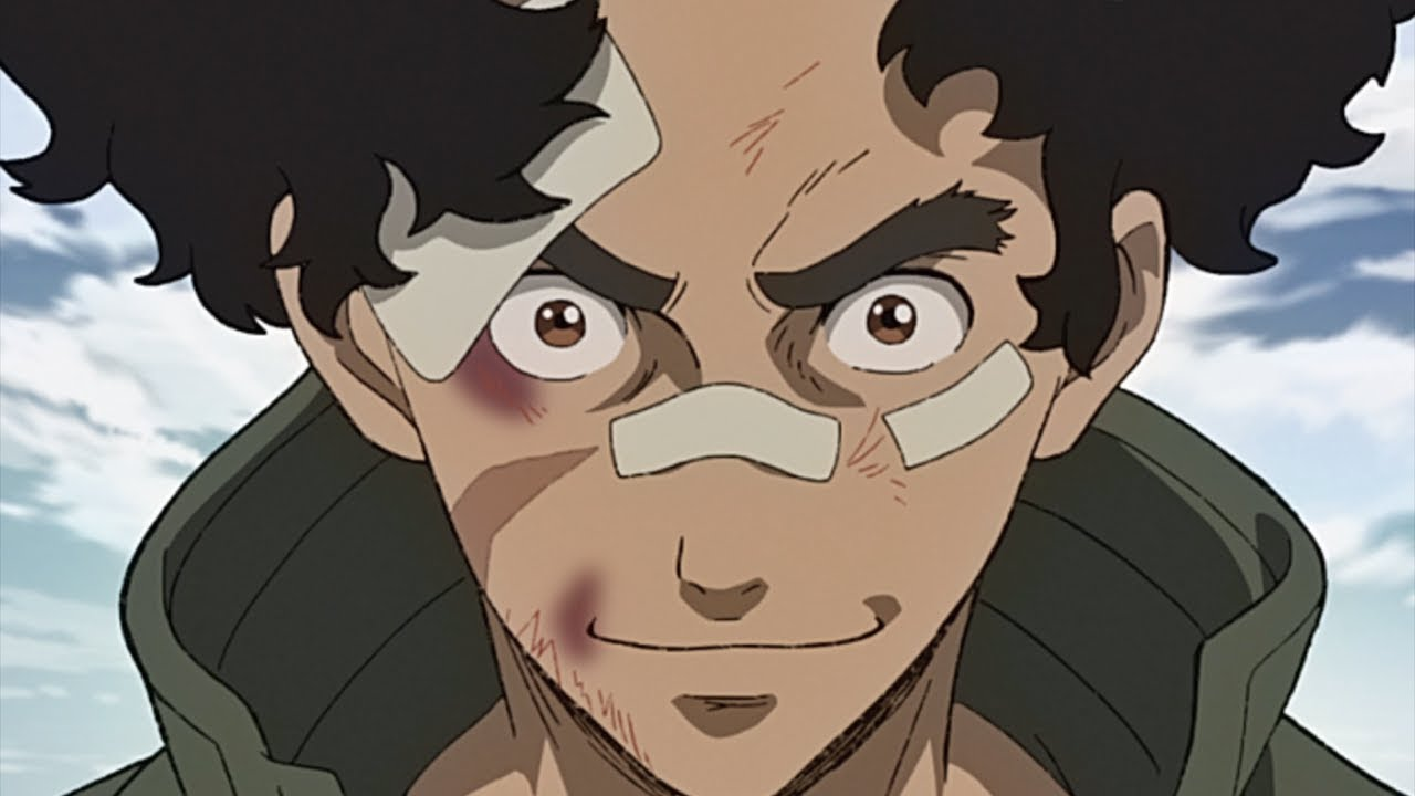 Megalo Box (Anime) – Soundtrack, Tráiler