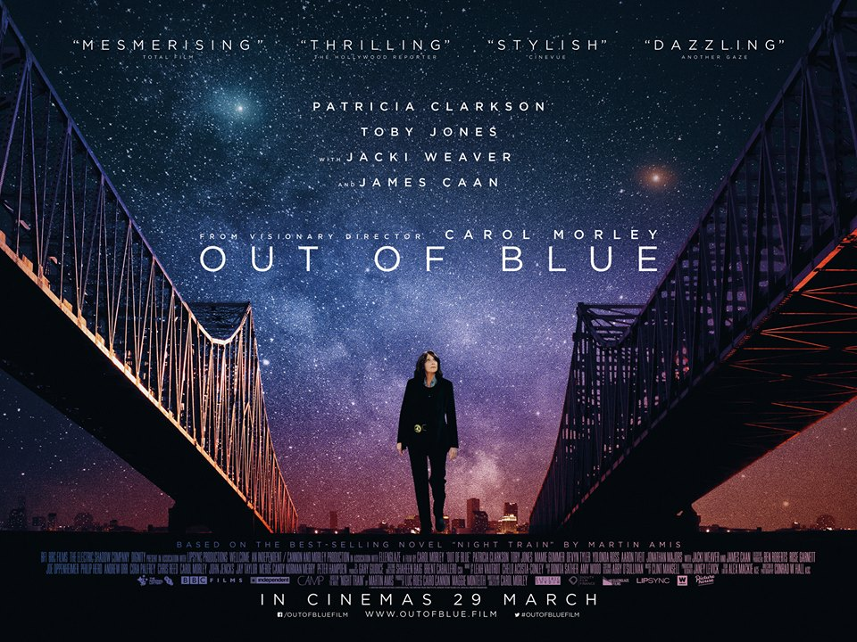 Out Of Blue – Soundtrack, Tráiler