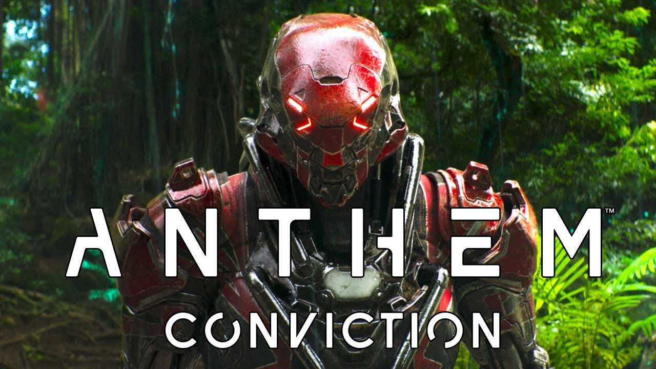 Anthem (PC, PS4, XB1) – Tráiler