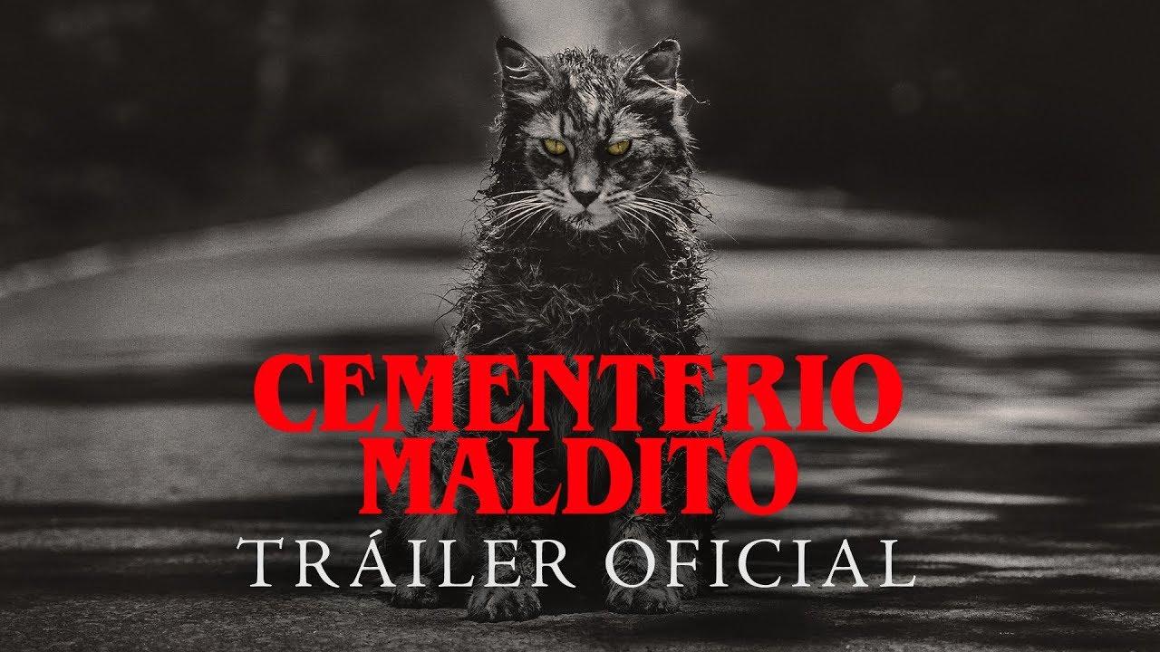 Cementerio Maldito (Pet Sematary) – Tráiler