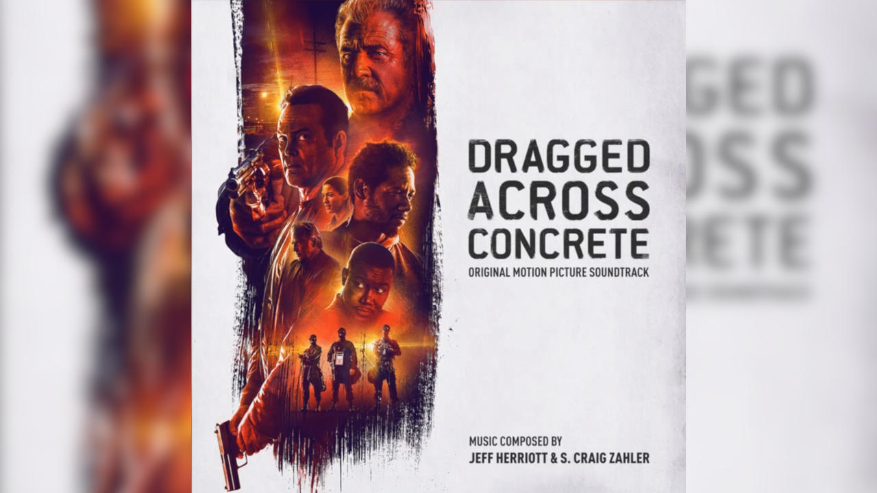 Dragged Across Concrete – Soundtrack, Tráiler