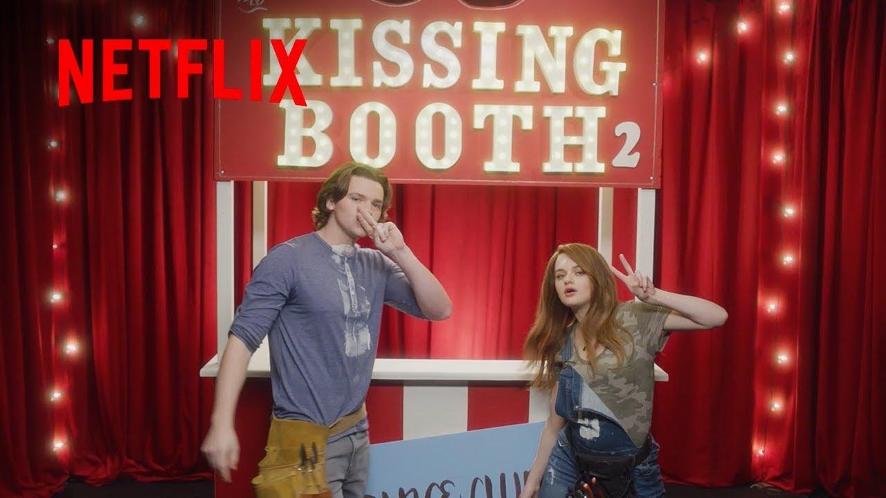 El stand de los besos (The Kissing Booth), 1 y 2 – Soundtrack, Tráiler