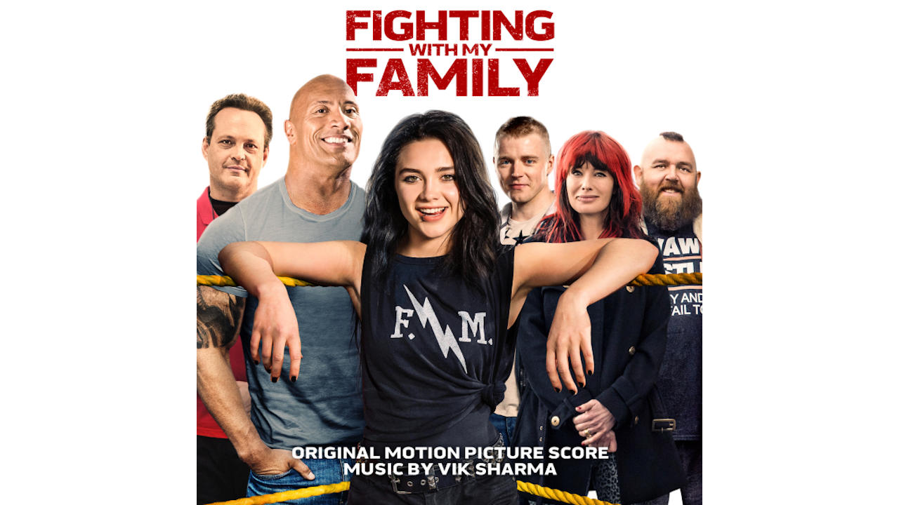 Luchando con mi Familia (Fighting with My Family) – Soundtrack, Tráiler