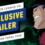 Justice League vs The Fatal Five – Tráiler