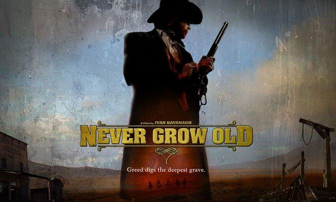 Never Grow Old – Tráiler