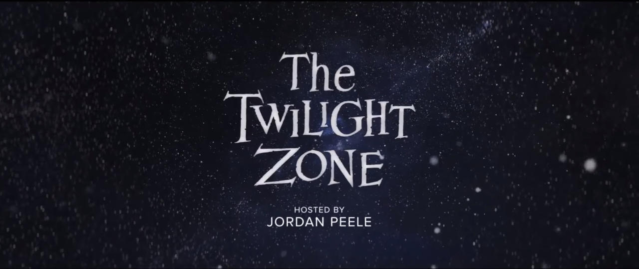 The Twilight Zone (Serie de TV del 2019) – Tráiler
