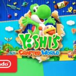 Yoshi's Crafted World (Switch) – Tráiler