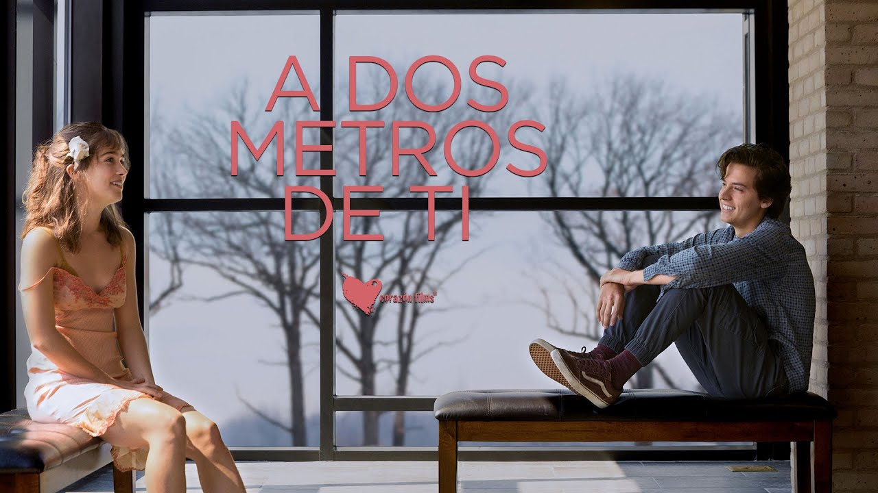 A dos metros de ti (Five Feet Apart) – Soundtrack, Tráiler