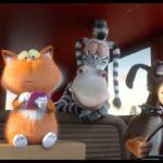 Agente 00-Gato (Marnies Welt) – Soundtrack, Tráiler