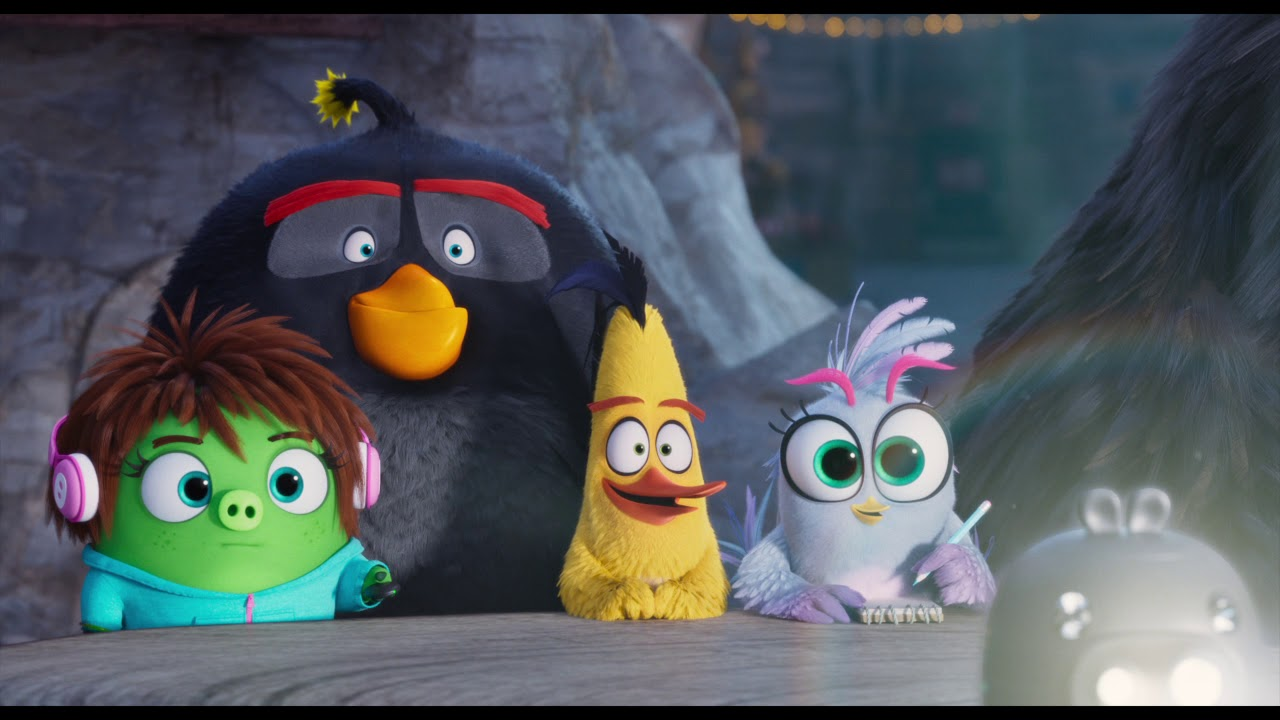 Angry Birds 2: La Película (The Angry Birds Movie 2) – Tráiler