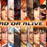 Dead or Alive 6 (PC, PS4, XB1) – Soundtrack, Tráiler