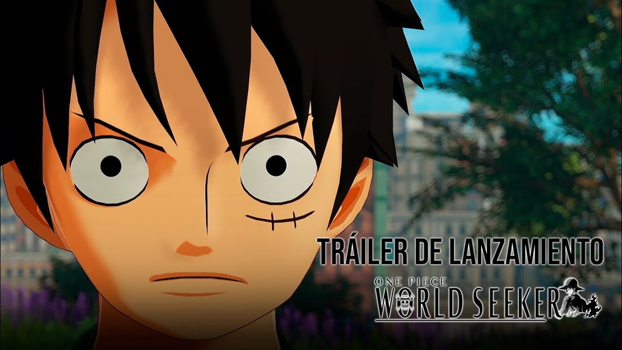 One Piece: World Seeker (PC, PS4, XB1) – Soundtrack, Tráiler