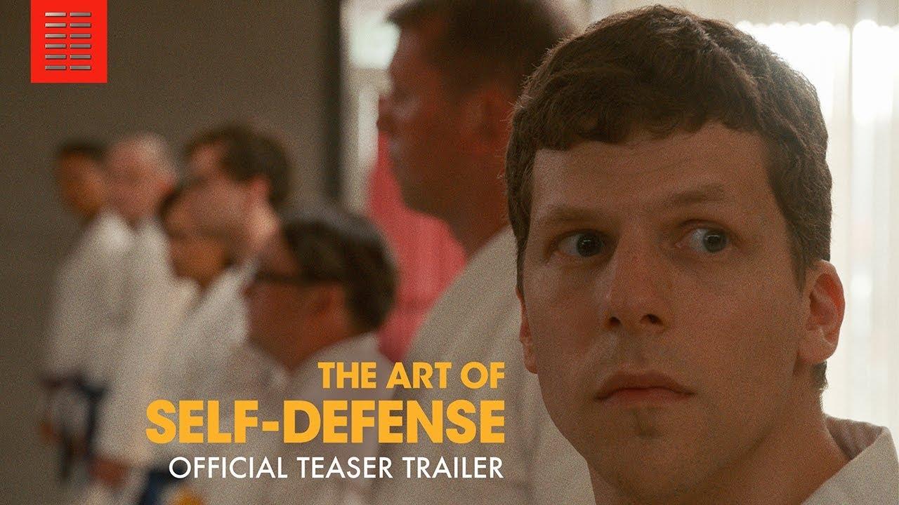 The Art of Self-Defense – Soundtrack, Tráiler