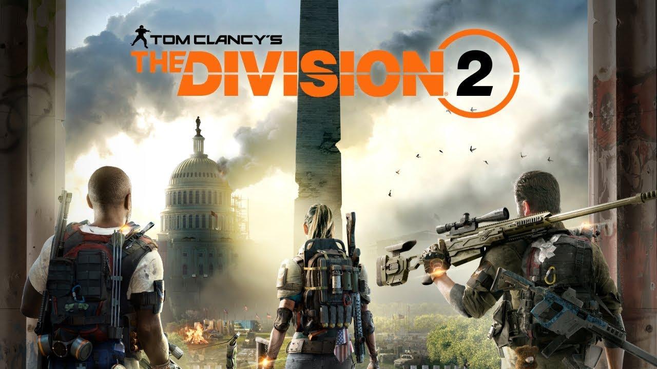 The Division 2 (PC, PS4, XB1)- Soundtrack, Tráiler